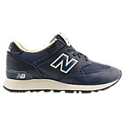 New Balance 576, Navy with Beige