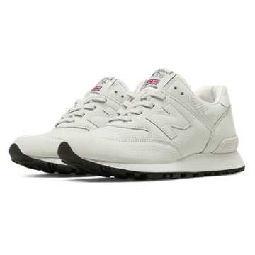 New Balance 576 Made in UK Animal, White