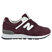 New Balance 576, Maroon with White