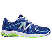 New Balance 580v3, Blue with Green
