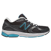 New Balance 580v2, Grey with Black & Blue