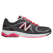 New Balance 580v3, Grey with Pink