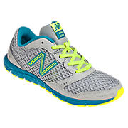 New Balance 630v2, Grey with Teal & Lime Green