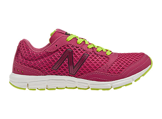 New Balance 630v2, Pink Glo with White & Yellow