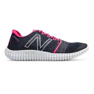 New Balance New Balance 730v3, Black with Amp Pink