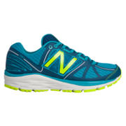 New Balance 770v5, Blue with Yellow