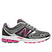 New Balance 770v3, Grey with Komen Pink & White