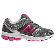 New Balance 770v3, Grey with Pink Shock