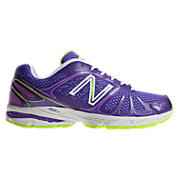 New Balance 770v4, Purple with White & Lime