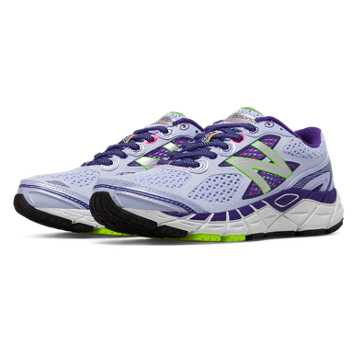 New Balance New Balance 840v3, Mirage with Purple & Toxic