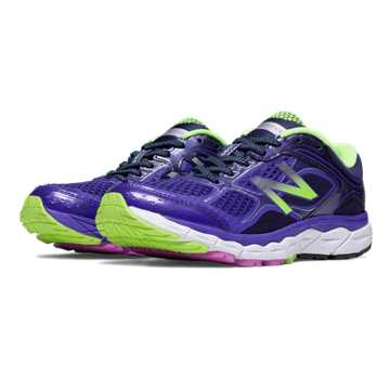 New Balance New Balance 860v6, Purple with Lime