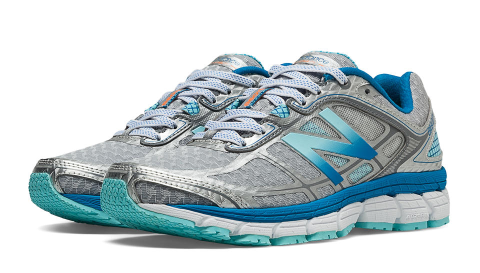 New Balance Womens Wide Fit Trainers