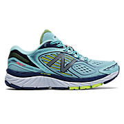 New Balance 860v7, Droplet with Blue