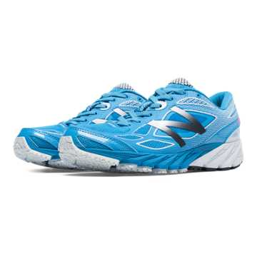 New Balance New Balance 870v4, Blue Surf with White
