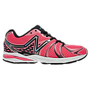New Balance 870v2, Pink with Black