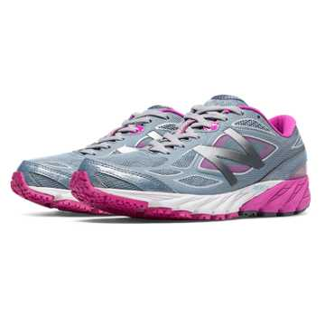 New Balance New Balance 870v4, Grey with Pink Zing
