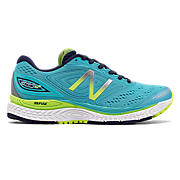 New Balance 880v7, Blue with Lime & Pigment