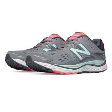 New Balance New Balance 880v6, Grey with Light Blue & Guava