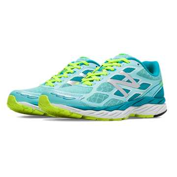 New Balance New Balance 880v5, Blue with Sea Glass & Hi-Lite
