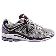 New Balance 880v2, Silver with Purplehaze & Black