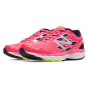 New Balance 880v5, Pink Zing with Black