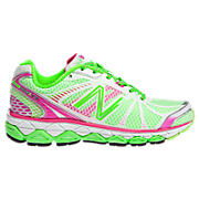New Balance 880v3, Pink with Lime