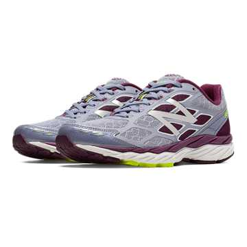 New Balance New Balance 880v5, Burgundy with Silver