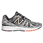 HKNB W890v3, White with Black & Fiery Coral