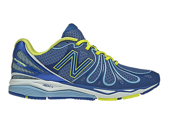 New Balance 890v3, Blue with Yellow