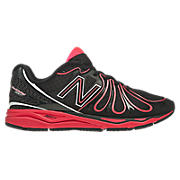 New Balance 890v3, Black with Diva Pink