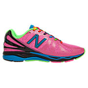 New Balance 890v3, Diva Pink with Blue Atoll & Black