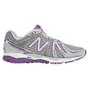 New Balance 890v2, White with Purple