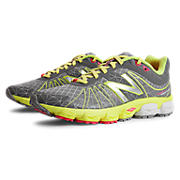New Balance 890v4, Yellow with Silver