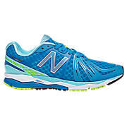 New Balance 890v2, Blue Atoll with Vision Blue & Fluorescent Green