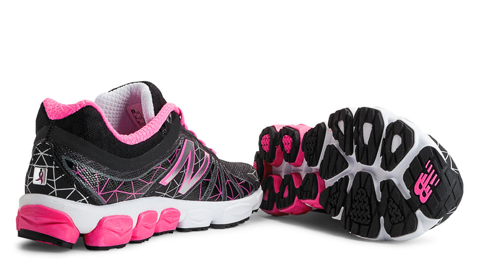 Pink Ribbon 890v4, Komen Pink with Black