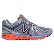 New Balance 890v2, Grey with Orange