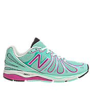New Balance 890v3, Blue with Pink