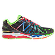 Rainbow 890v3, Black with Green Oasis