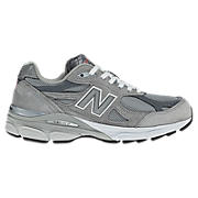 New Balance 990v3, Grey with White