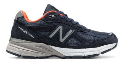 Image of New Balance 990v4 Women's Made in US Collection Shoes | W990NV4