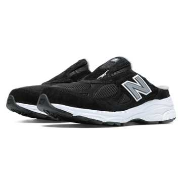 New Balance New Balance 990v3, Black with White