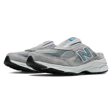 New Balance New Balance 990v3, Grey with White