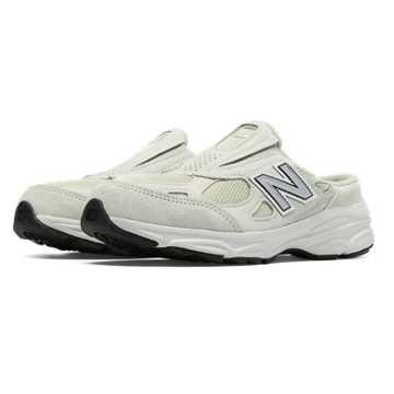 New Balance New Balance 990v3, Beige with White