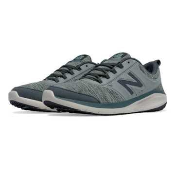 New Balance New Balance 85, Grey with Moss Green