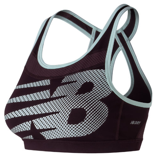 New Balance NB Pulse Bra Girl's All Clothing - WB61310BAO
