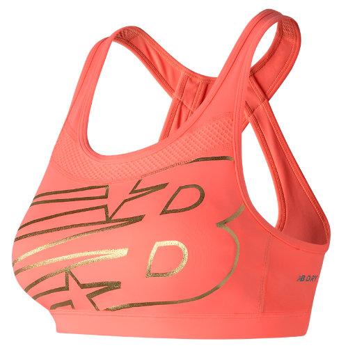 New Balance NB Pulse Bra Girl's Sports Bras - WB61310FIJ