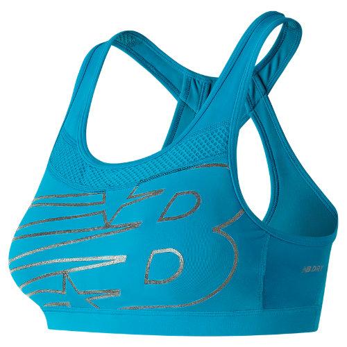New Balance NB Pulse Bra Girl's Sports Bras - WB61310MLE