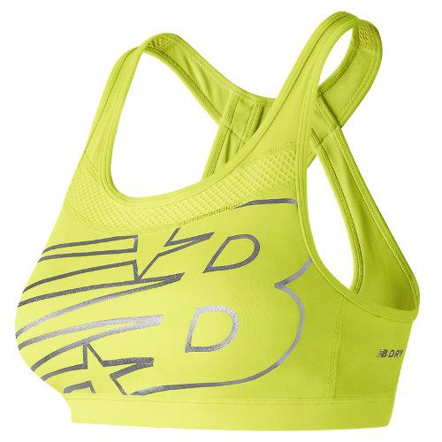 New Balance NB Pulse Bra Girl's Sports Bras - WB61310SRY