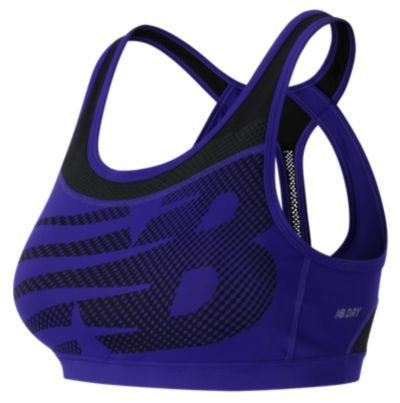 New Balance 61310 Women's The Metro Run Crop Bra | WB61310SSL