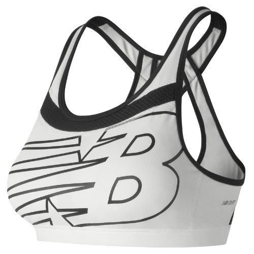 New Balance NB Pulse Bra Girl's Sports Bras - WB61310WT